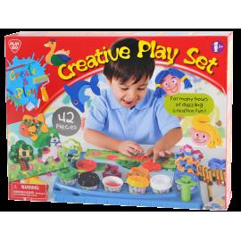 Playgo ของเล่นเสริมพัฒนาการ ชุดความคิดสร้างสรรค์ (PG-7200)