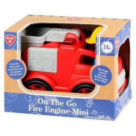 Playgo ของเล่นเสริมพัฒนาการ รถดับเพลิงพร้อมฟิคเกอร์ (PG-9412)