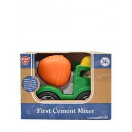 Playgo ของเล่นเสริมพัฒนาการ รถผสมซีเมนต์พร้อมฟิคเกอร์ (PG-9423)