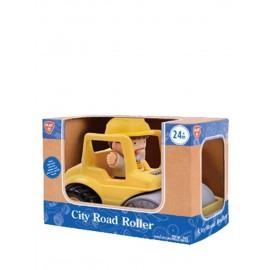 Playgo ของเล่นเสริมพัฒนาการ รถบดถนนพร้อมฟิคเกอร์ (PG-9425)