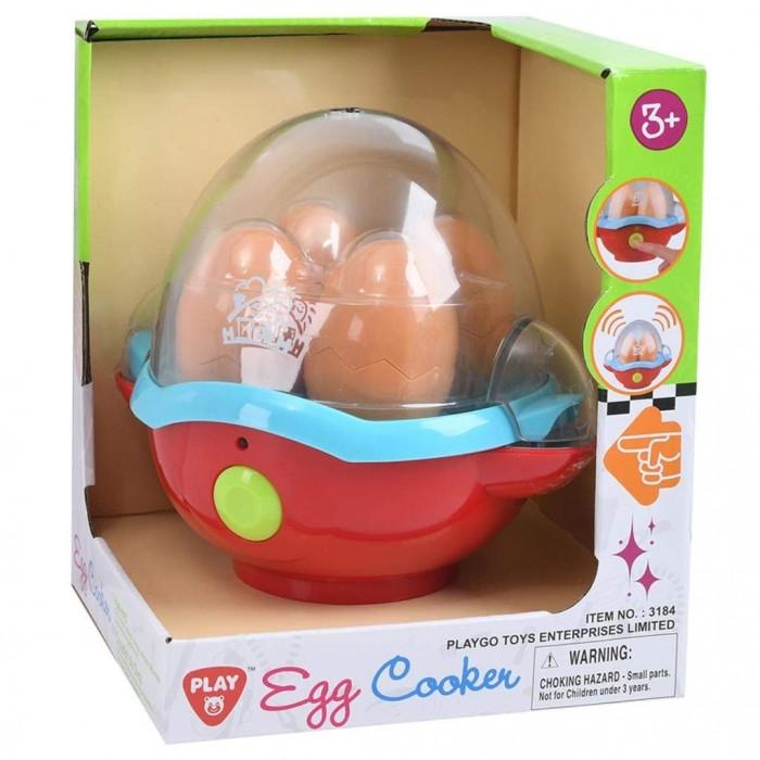 Playgo ของเล่นเสริมพัฒนาการ หม้อต้มไข่ (PG-3184)