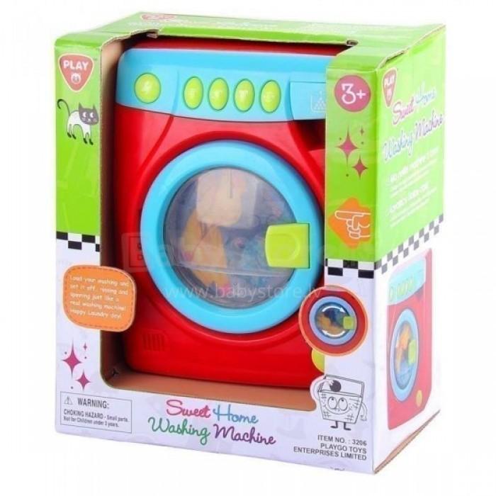 Playgo ของเล่นเสริมพัฒนาการ เครื่องซักผ้า (PG-3206)