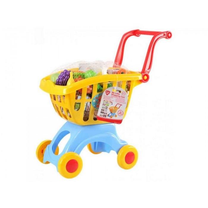 Playgo ของเล่นเสริมพัฒนาการ รถเข็นซุเปอร์มาร์เกต (PG-3243)