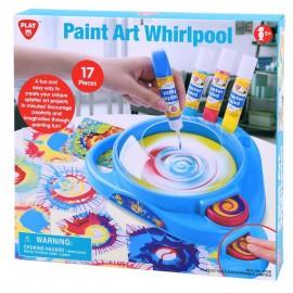 Playgo ของเล่นเสริมพัฒนาการ ศิลปะหยอดสีอ่างวน (PG-8526)