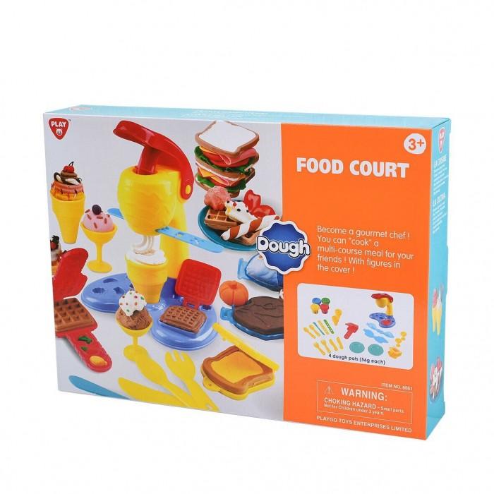 Playgo ของเล่นเสริมพัฒนาการ โดว์ชุดครัวใหญ่ (PG-8661)