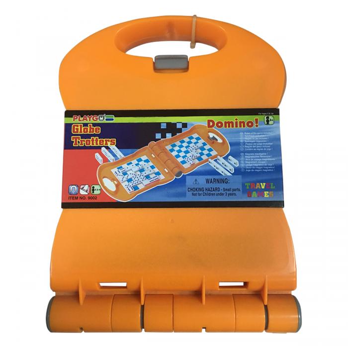 Playgo ของเล่นเสริมพัฒนาการ เกมส์โดมิโน (PG-9002)