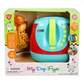 Playgo ของเล่นเด็ก ชุดเครื่องทอดอาหาร (PG-3203)