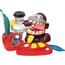 Playgo ของเล่นเสริมพัฒนาการ ทันตแพทย์ลิง (PG-8681)