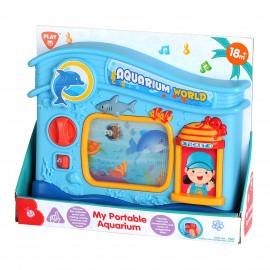 Playgo ของเล่นพัฒนาการ พิพิธภัณฑ์สัตว์น้ำ(PG-9889)