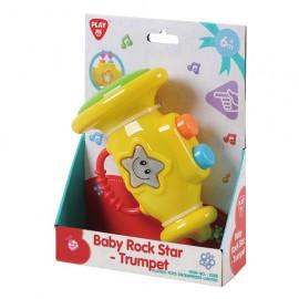 Playgo ของเล่นเสริมพัฒนาการ ทรัมเปตเด็ก (PG-2528)