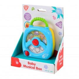 Playgo ของเล่นเสริมพัฒนาการ กล่องดนตรีเด็ก (PG-2662)