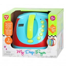 Playgo ของเล่นพัฒนาการ หม้อทอดลมร้อน(PG-3212)