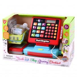 Playgo ของเล่นพัฒนาการ เครื่องแคชเชียร์จอดิจิตอล 2021(PG-3233)