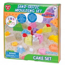 Playgo ของเล่นเสริมพัฒนาการ เมจิคแซนด์ขนมเค้ก(PG-99123)