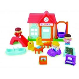 Playgo ของเล่นเสริมพัฒนาการ สวนสนุกโรงเรียน (PG-9927)
