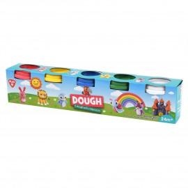 Playgo ของเล่นพัฒนาการ แป้งโดว์ 5 x 4 ออนซ์(PG-8922)