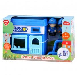 Playgo ของเล่นพัฒนาการ Play set สถานีตำรวจ(PG-9817)