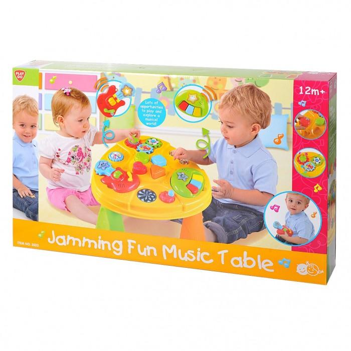 โต๊ะกิจกรรมดนตรีน้องน้อย