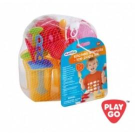 Playgo ชุดทำไอศครีมตาข่าย (PG-3113)