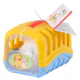 Playgo ของเล่นเสริมพัฒนาการ กรงลูกสุนัขพร้อมตุ๊กตา (PG-3388)