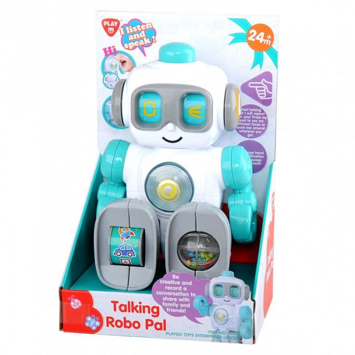 หุ่นยนต์อัดเสียงพูด