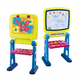 Playgo ของเล่นเสริมพัฒนาการ กระดาน 2 หน้า (PG-7370)