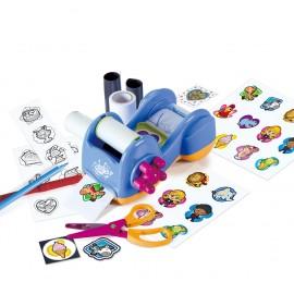 Playgo ของเล่นเสริมพัฒนาการ ชุดเครื่องประดิษฐ์สติ๊กเกอร์แผ่นแม่เหล็ก (PG-7392)