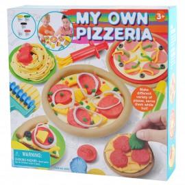 PLAYGO ของเล่นเด็ก ชุดแป้งโดว์ทำพิชซ่า(PG-8225)