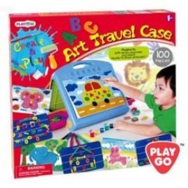 Playgo ของเล่นเสริมพัฒนาการ กระเป๋าศิลปะ (PG-7386)