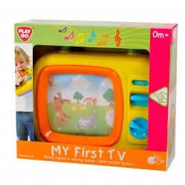 Playgo ของเล่นเสริมพัฒนาการ ทีวีดนตรี สำหรับเด็ก 0-12 เดือน (PG-2196)