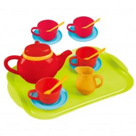 PLAYGO ของเล่นเด็ก เซ็ทชุดชงชาพร้อมอุปกรณ์ (PG-3121)