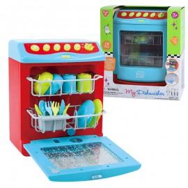 Playgo ของเล่นเด็ก เครื่องล้างจานอัตโนมัติ (PG-3207)