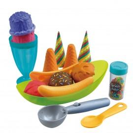 Playgo ของเล่นเด็ก ชุดไอศครีมซันเดย์ (PG-3577)