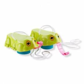 Playgo ของเล่นเด็ก รองเท้าเดินกะลาอ๊บอ๊บ 1 คู่ (PG-54555)