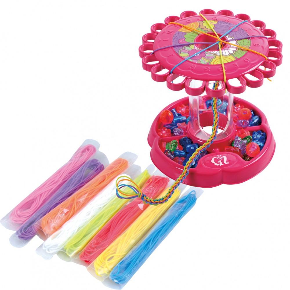 Playgo ของเล่นประดิษฐ์ เครื่องประดิษฐ์สายข้อมือ (ทำได้จริง) PG-7706